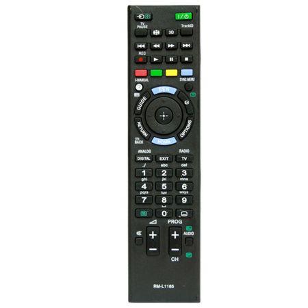 Telecomanda SONY LCD RM-L1165