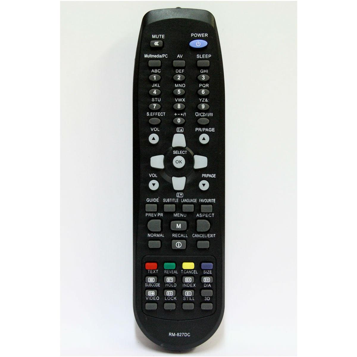 Telecomanda DAEWOO-LCD-RM-827DC