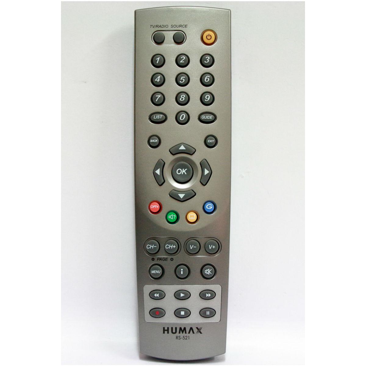 Telecomanda DIGI SAT HUMAX