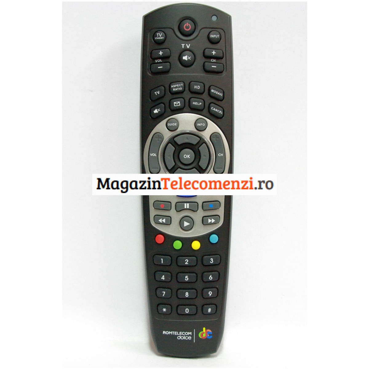 Telecomanda DOLCE TELEKOM HD