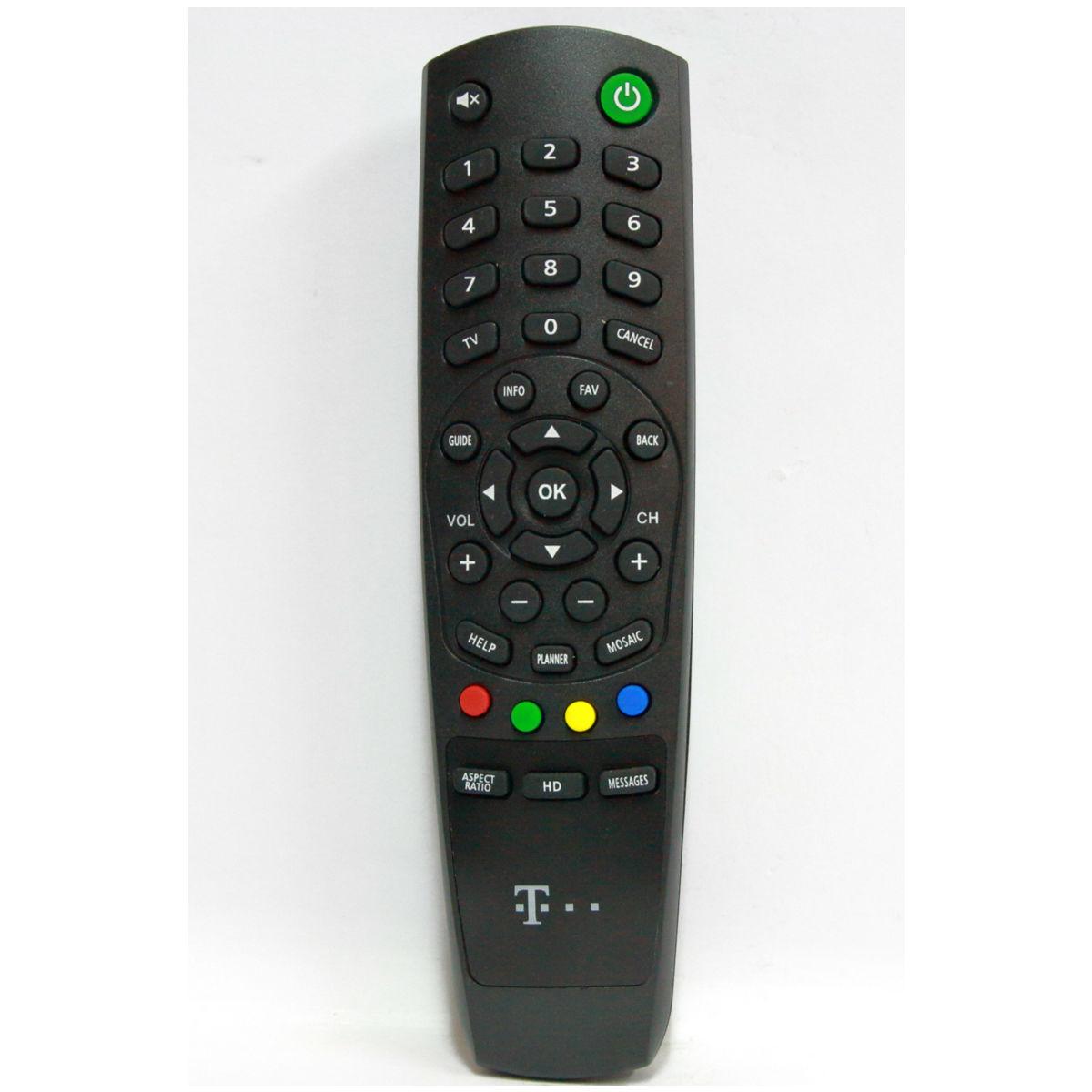 Telecomanda DOLCE TELEKOM HD NEAGRA