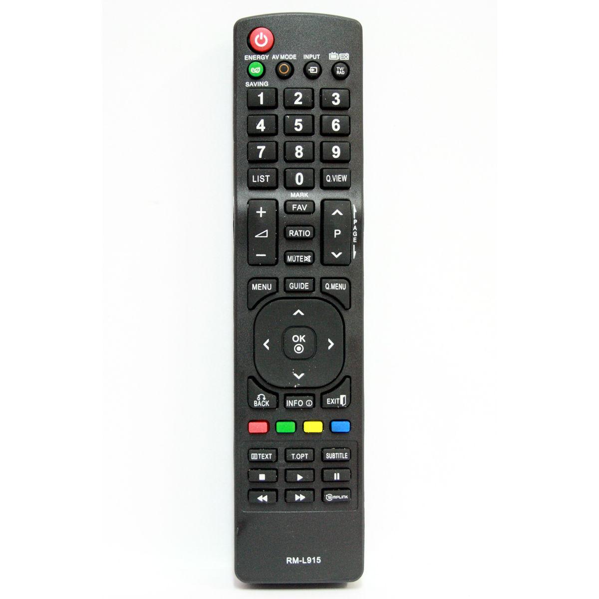 Telecomanda LG LCD RM-L915