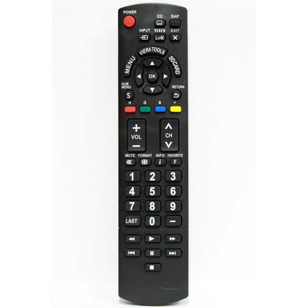Telecomanda PANASONIC LCD N2QAYB00485