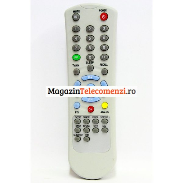 Telecomanda ZANDER CARTEL PROVISION