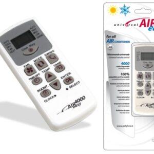 Telecomanda universala aer conditionat AIR 4000 coduri