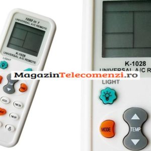 Telecomandă aer condiționat Universală Honsen K-1028