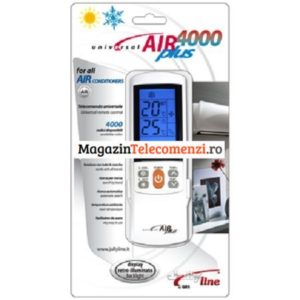 telecomanda aer conditionat air 4000 plus