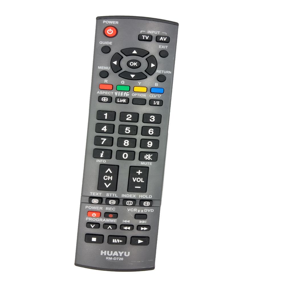 telecomanda panasonic lcd led rm-d720