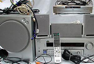 Telecomenzi sisteme audio