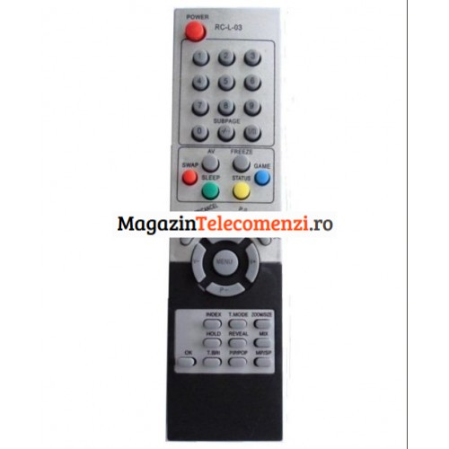Telecomanda Grundig rc-l-03