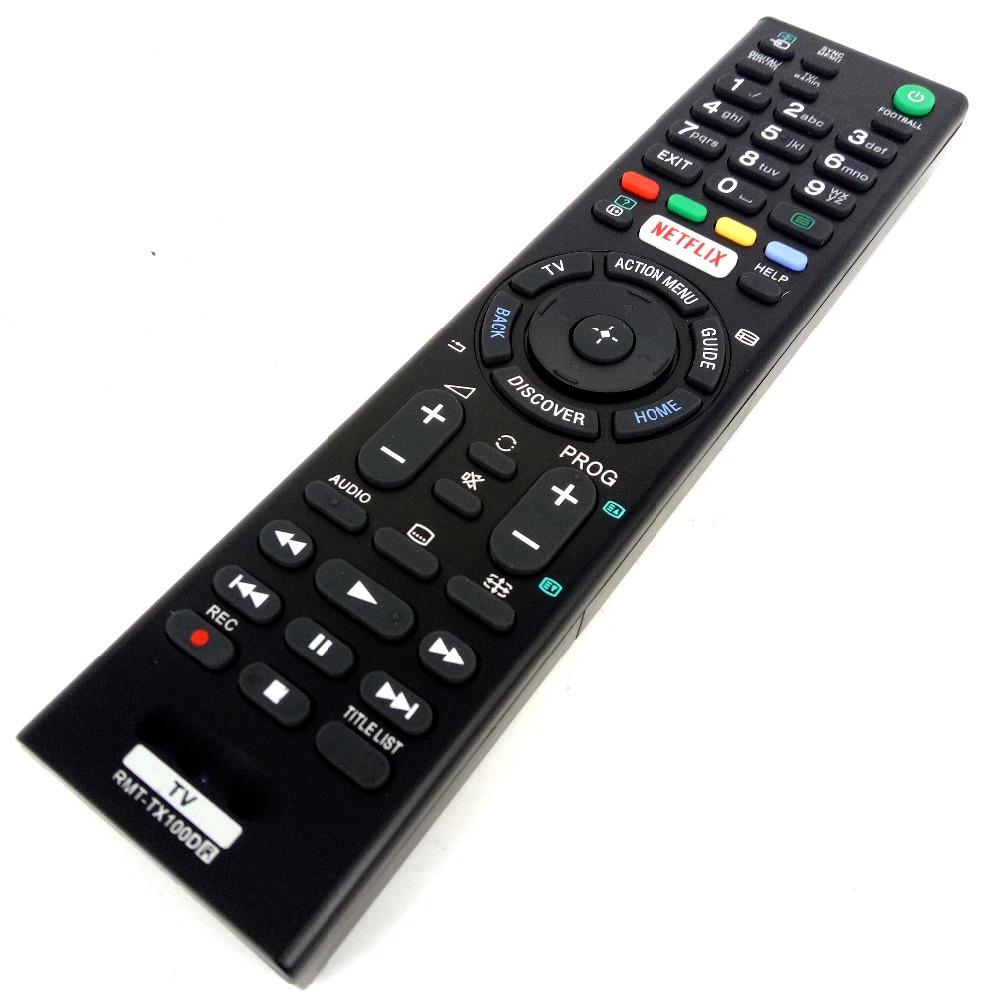 Telecomanda lcd led Sony cu Netflix