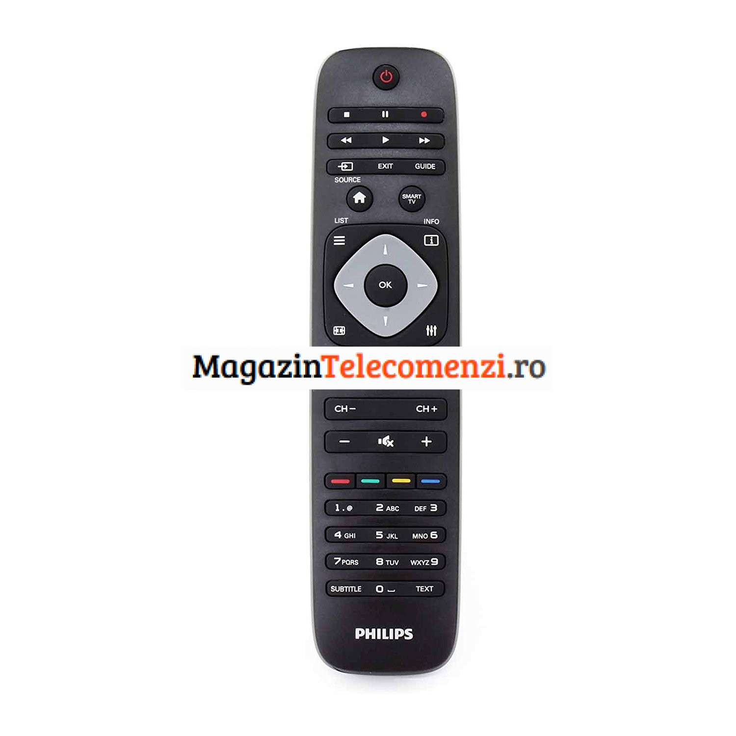 Telecomanda Philips LED 32PFL3007