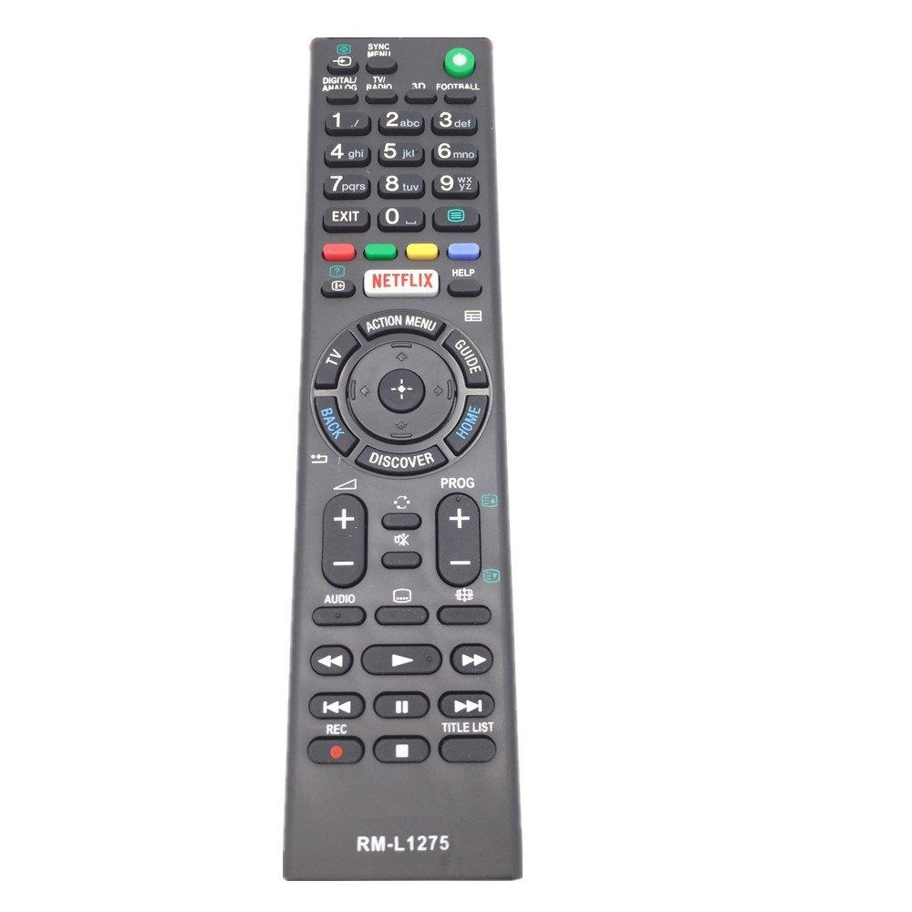 Telecomanda Sony led cu Netflix si buton Sport(football)