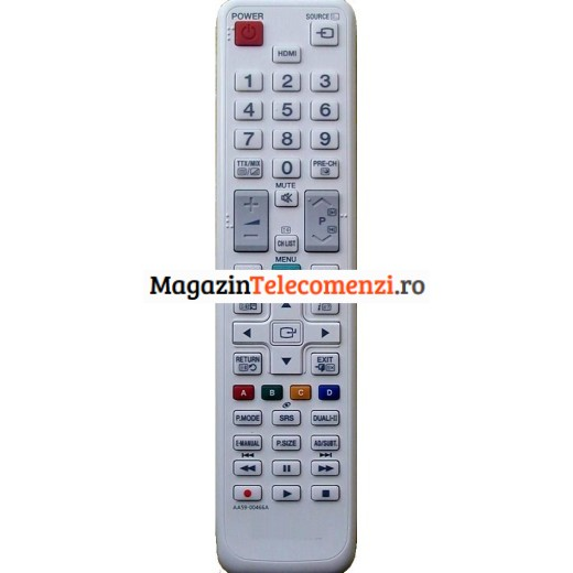 Telecomanda Samsung led lcd AA59-00466A