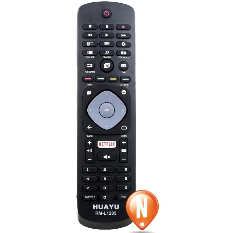 Telecomanda Philips Led rm-l1285 cu Netflix