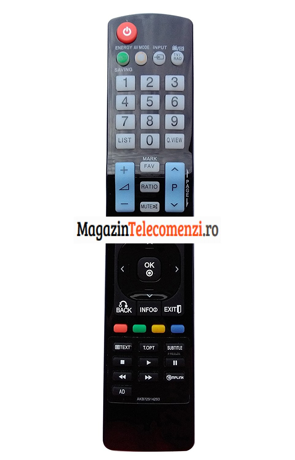 Telecomanda LG smart lcd led AKB72914293