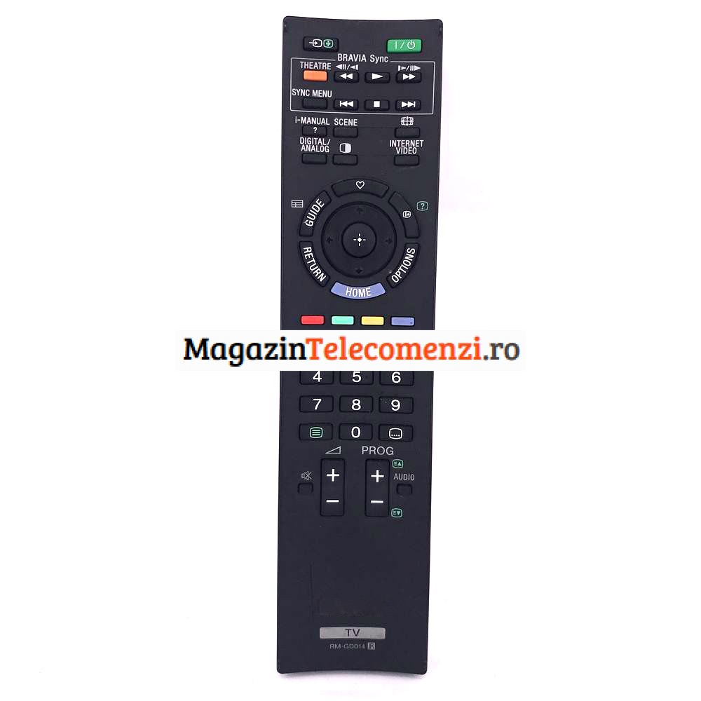 Telecomanda Sony smart lcd led RM-GD014