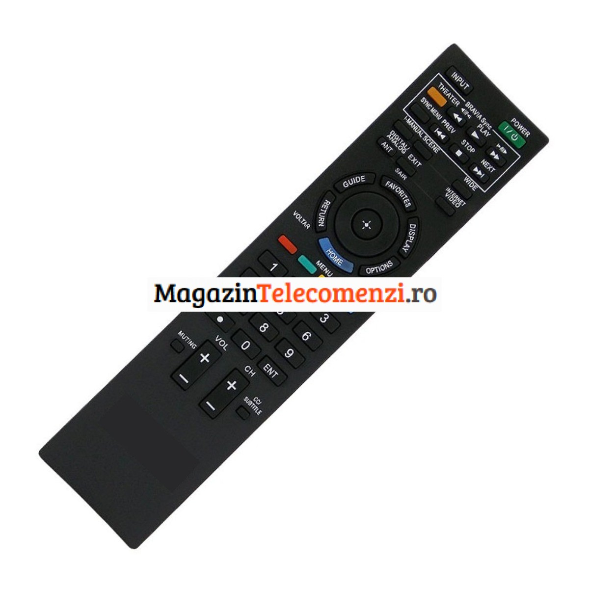 Telecomanda Sony led lcd smart RM-YD047