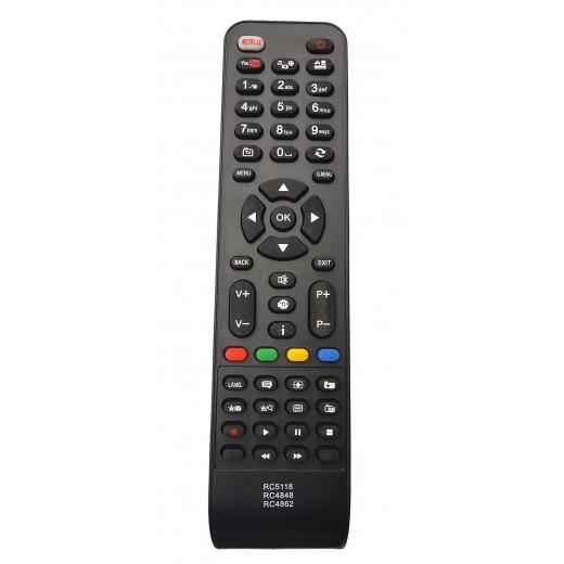 Telecomanda Telefunken Smart cu Netflix si YouTube