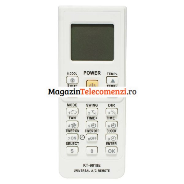 Telecomanda Universala Aer Conditionat 4000 de coduri model 2