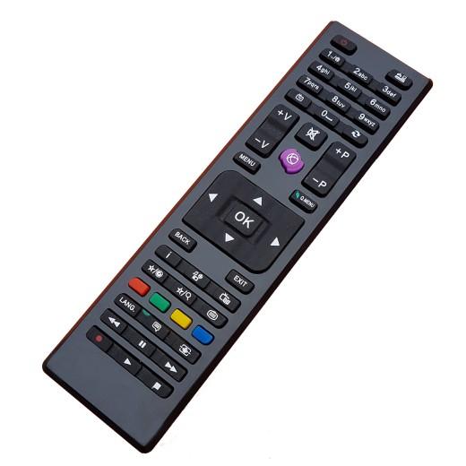 Telecomanda Vestel LCD LED buton mov