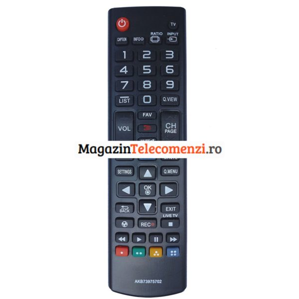 Telecomanda LG AKB73975702