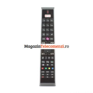 Telecomanda Finlux led cu Netflix