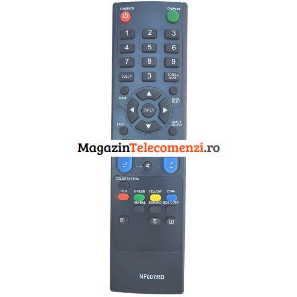Telecomanda Funai lcd NF007RD