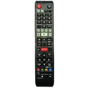 Telecomanda Samsung lcd + blu ray home theater