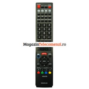 Telecomanda Sharp smart cu netflix