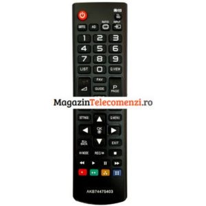 Telecomanda Lg AKB74475403