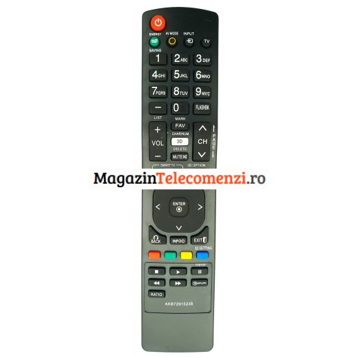Telecomanda LG AKB72915238 cu 3D