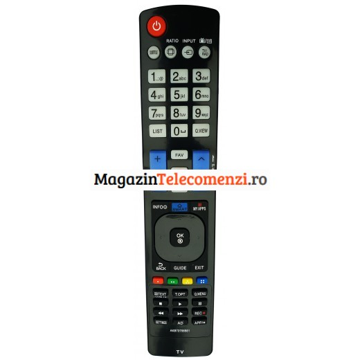 Telecomanda LG AKB73756561
