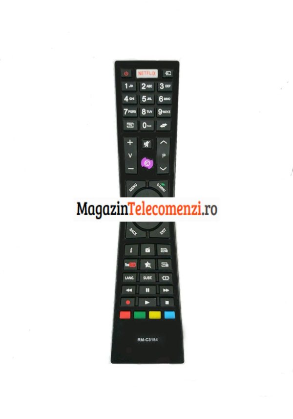 Telecomanda JVC RM-C3184