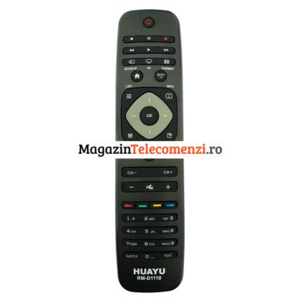 Telecomanda Philips smart RM-D1110
