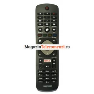 Telecomanda Philips 4K 398GR08BE