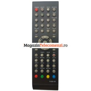 Telecomanda Samus Akai Vortex B-085-SB