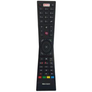 Telecomanda JVC RM-C3231 cu Netflix si YouTube