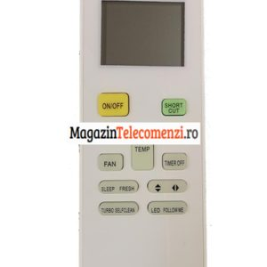 Telecomanda aer conditionat ROMSTAL