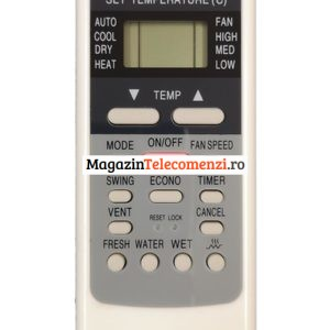 Telecomanda aer conditionat MIDEA 2