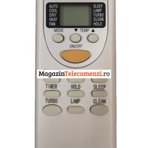 Telecomanda aer conditionat LDK 2