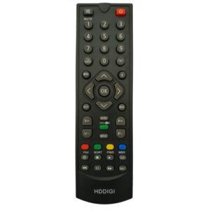 Telecomandă receptoare DIGI, CABLU, DVB-C, HUMAX, DIGI+C, HD4, 2017