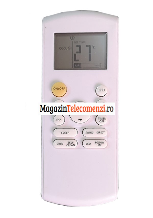 Telecomanda aer conditionat MIDEA 3