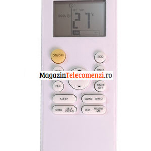 Telecomanda aer conditionat Star Light