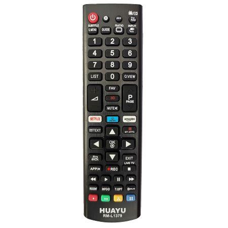 Telecomanda universala LG cu Netflix si Amazon RM-L1379