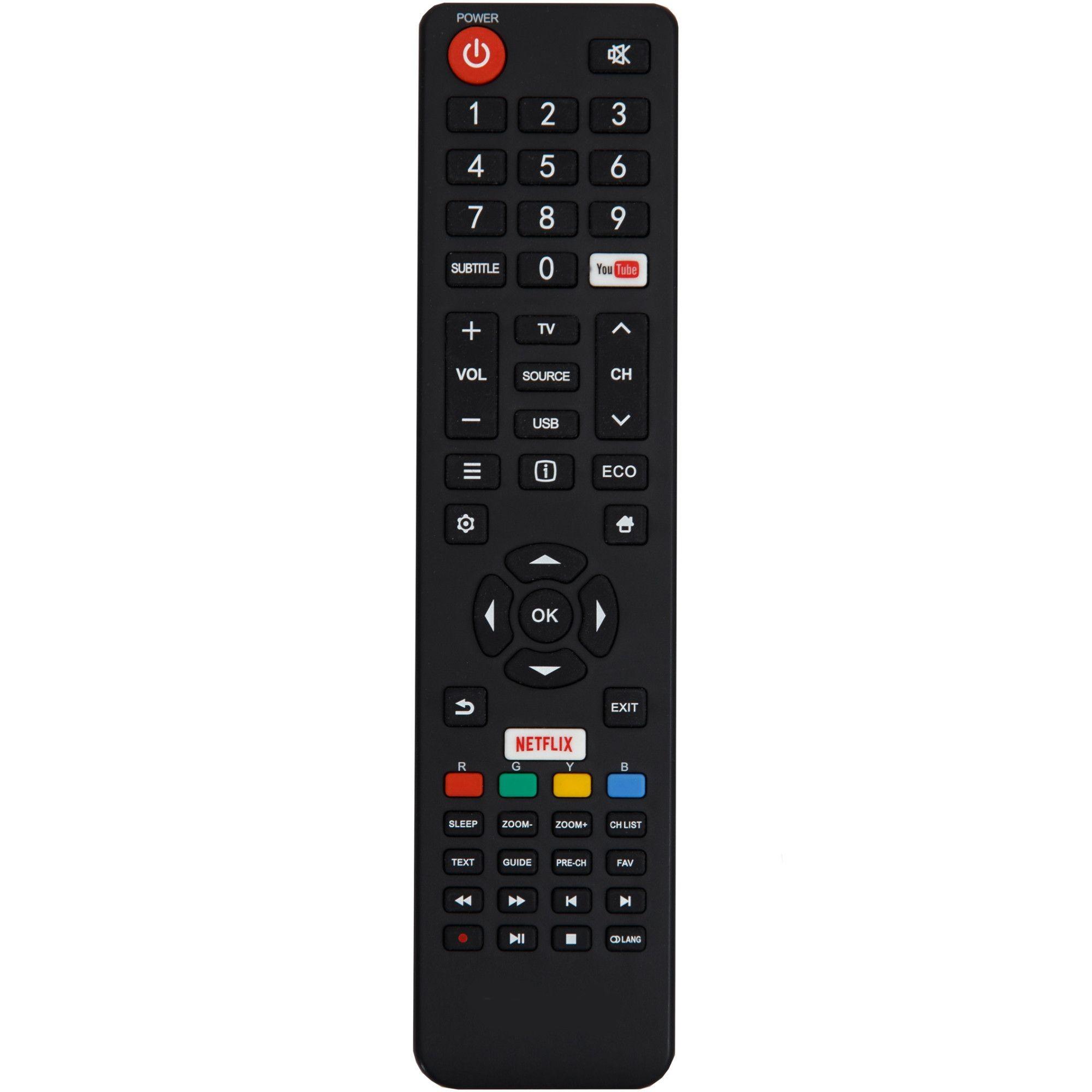 Telecomanda Vortex cu Netflix si Youtube 2