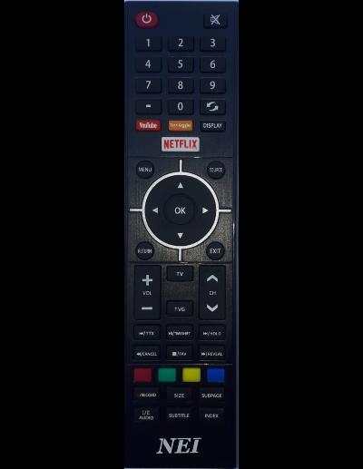 Telecomanda Nei smart cu Netflix