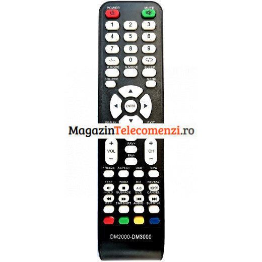 Telecomanda Starlight DM3000