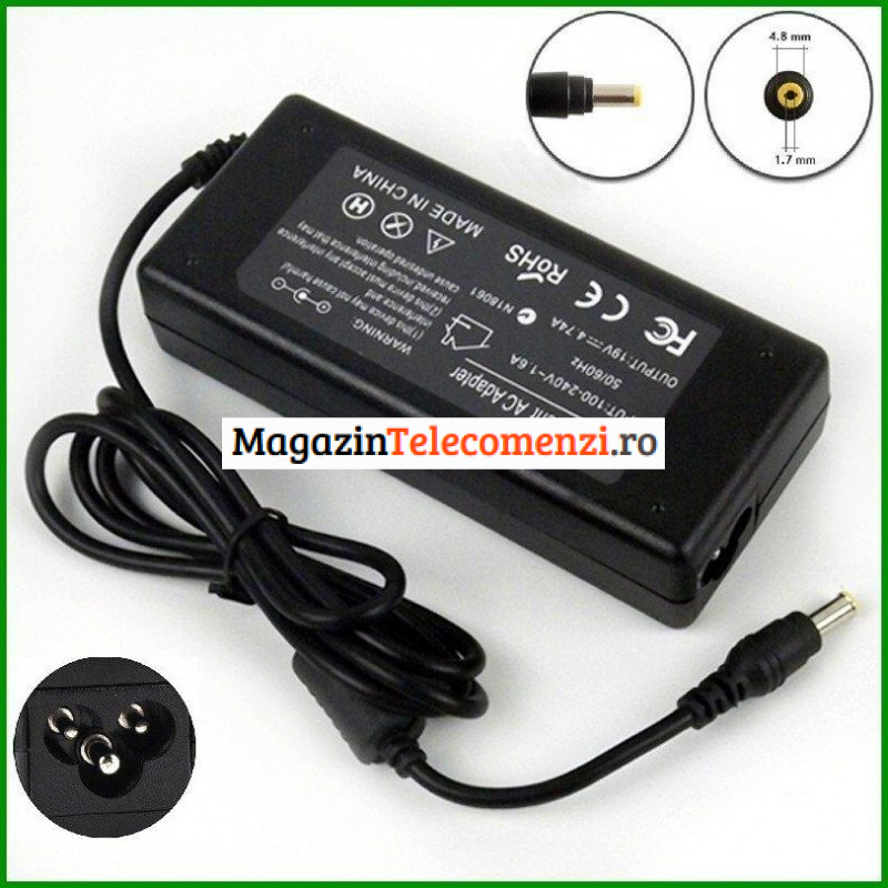 Alimentator laptop HP/COMPAQ 19V/4.9A