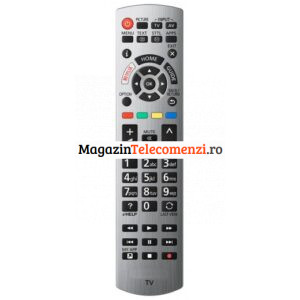 Telecomanda Panasonic smart cu Netflix